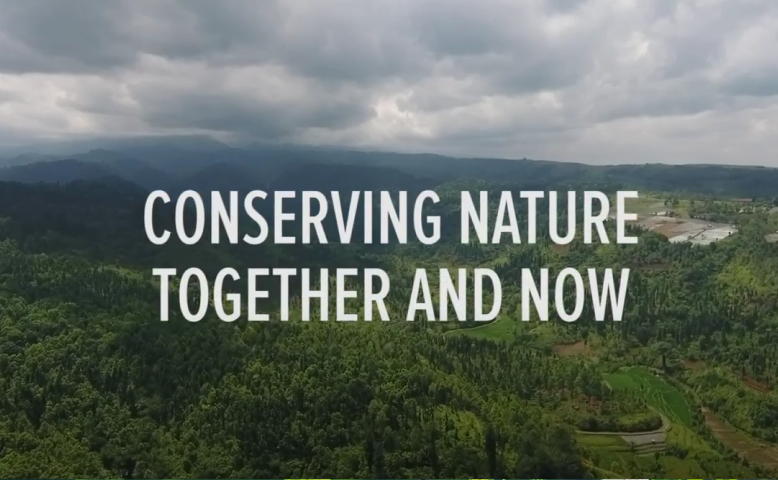 Conserving nature together